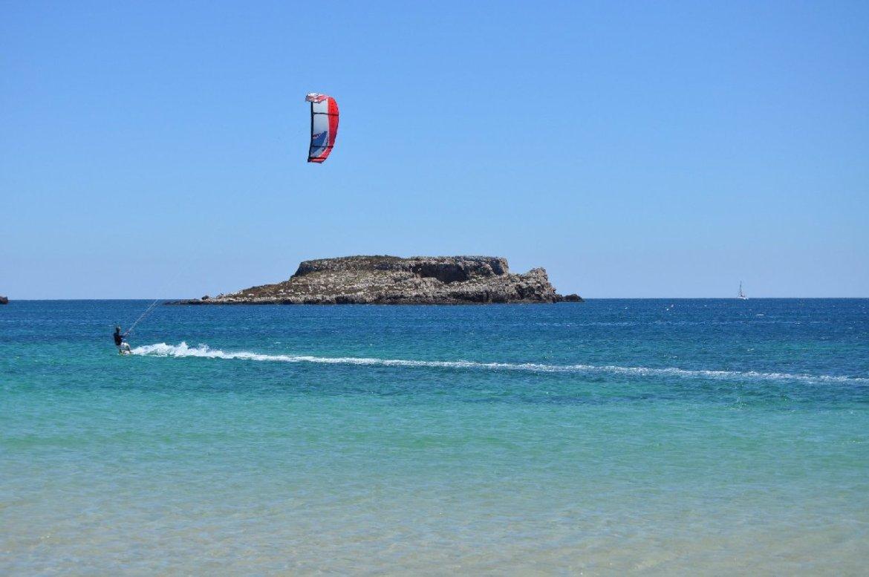 Praia de martinhal Algarve Portugal