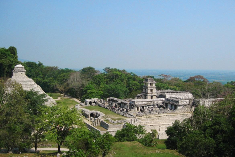 Palenque Mexiko