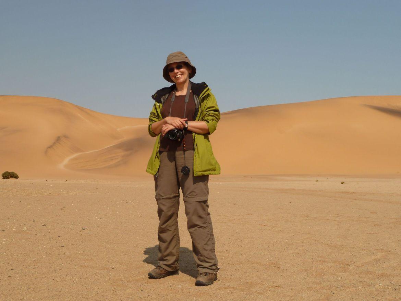 Sabine Ferngeweht Namibia