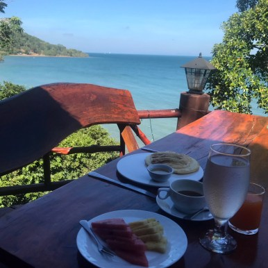 Banyan Bay Villas Breakfast