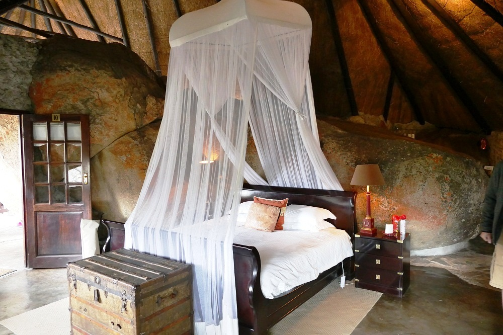 Simbabwe Amalinda Lodge