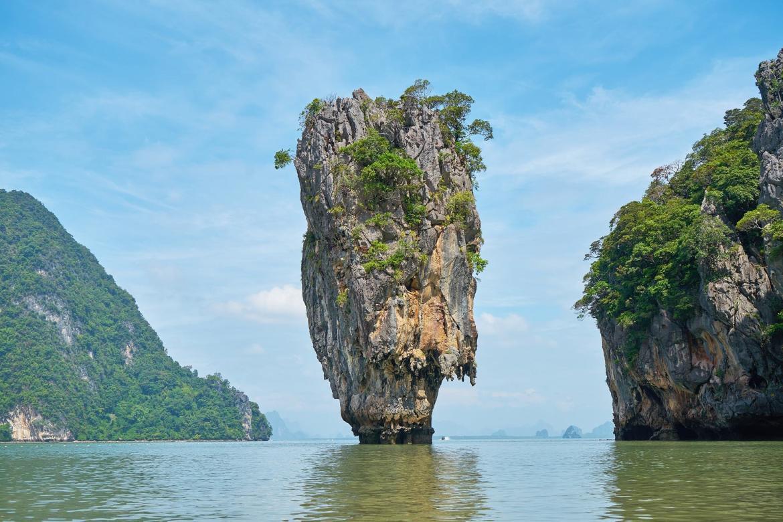james bond felsen thailand