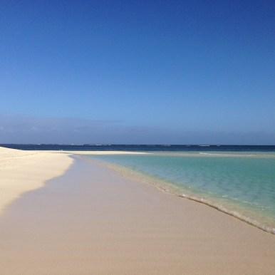 Australien Beach West Australia