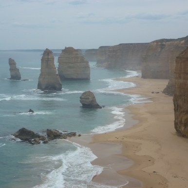 Australien Great Ocean Road12Apostel