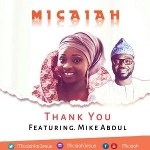 """Thank You"" is an expression of gratitude, a befitting song of praise born  out of a sincere acknowledgement of the benefactor."