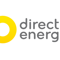 Logo Direct Energie Electricité Gaz naturel