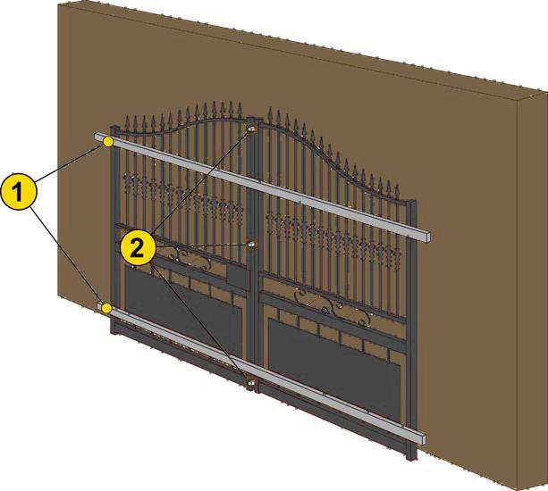 Guide De Montage Portails Choisir Son Portail Mtallique
