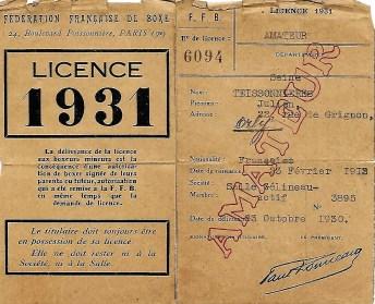 Licence JTOK