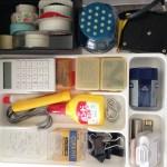 【文房具の収納】細々したものは、まとめて収納してスッキリ!