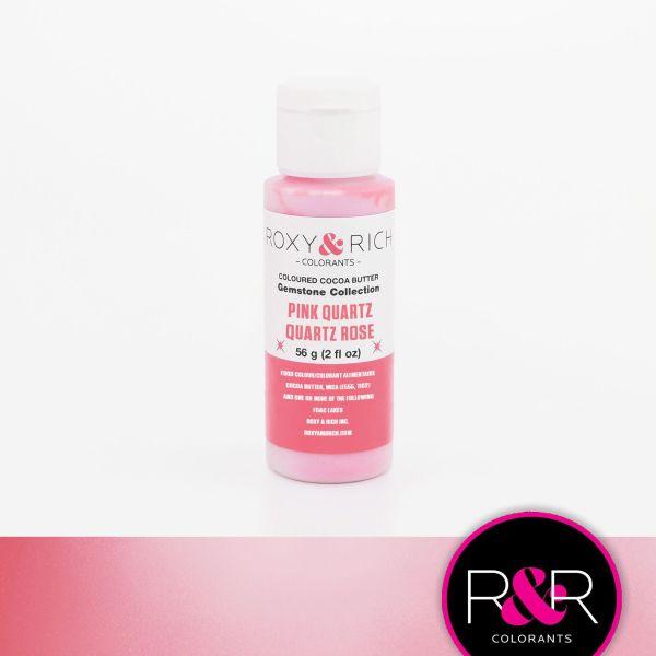 Gamestone Pink Quartz