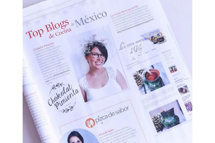 Chokolat pimienta Top Blog Mexico