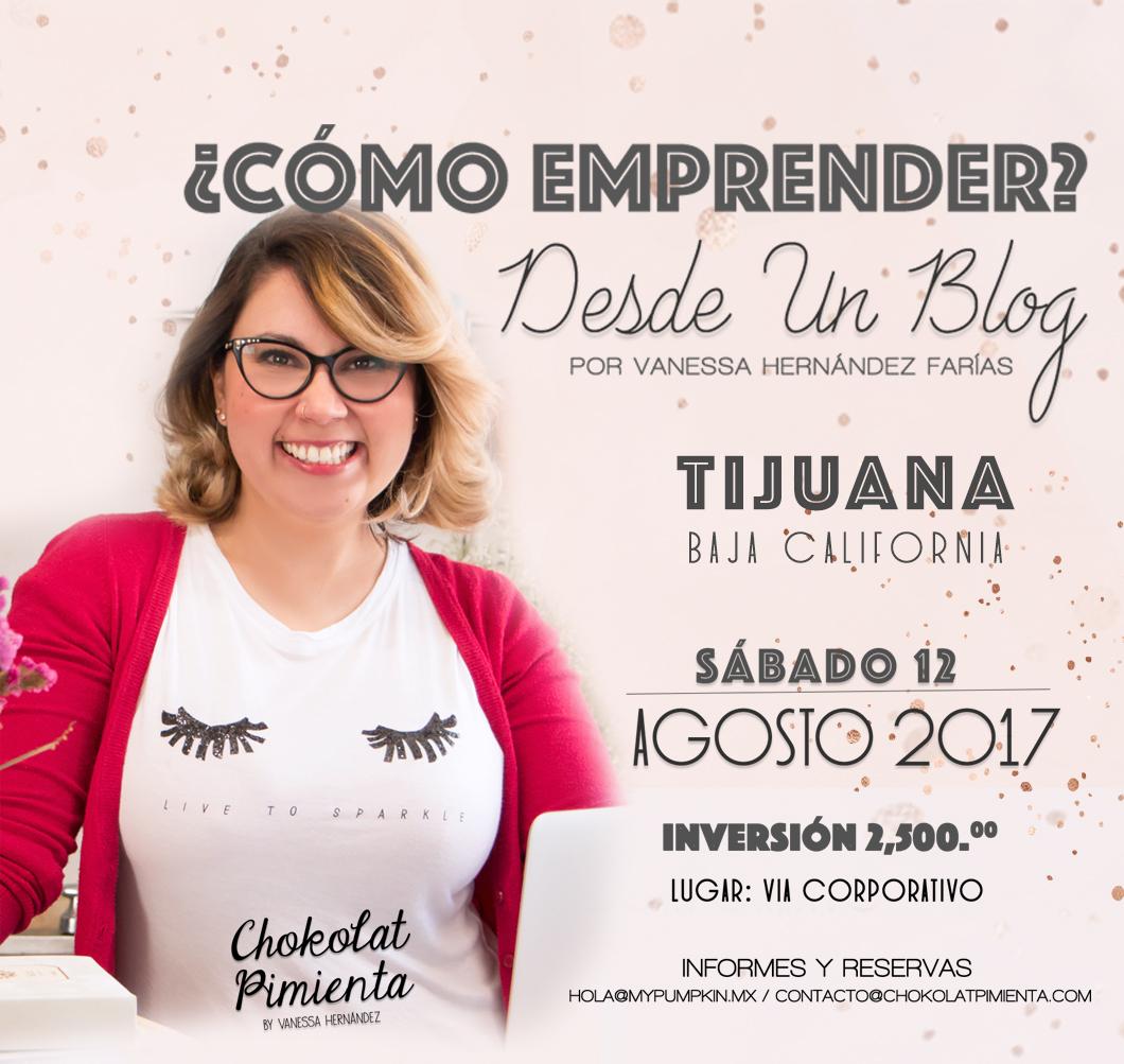 Curso emprendimiento desde un blog 1.1 tijuana