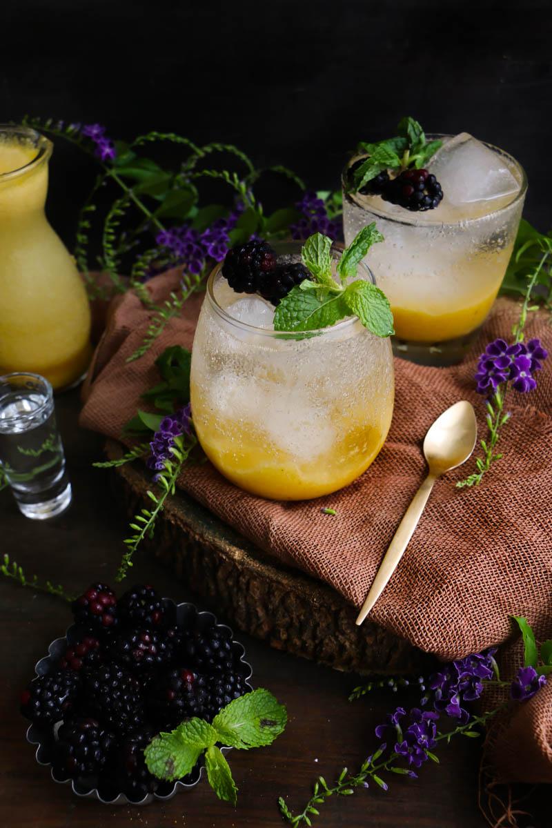 Mango vodka coctel 3 chokolatpimienta.com