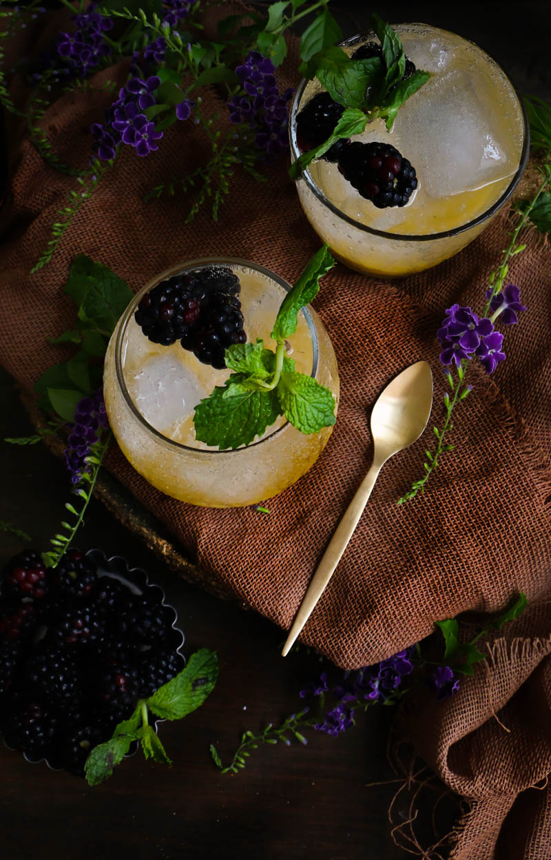 Mango vodka coctel 2 chokolatpimienta.com