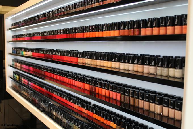 La 1ere Boutique De Maquillage Artdeco A Paris Blog Beaute Chokomag