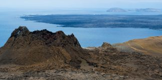 Tour to Bartolome Island