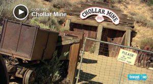 Chollar Mine Ghost Adventures Episode