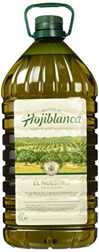 Hojiblanca, Aceite de oliva (Virgen extra) – 5l. por sólo 16.5€
