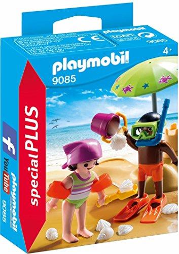 Playmobil Especiales Plus Niños en la Playa única 9085 por sólo 3