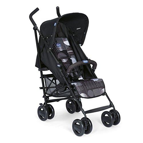 Chicco London – Silla de paseo, 7.2 kg, compacta y manejable, color negro    Precio: 69.99€        visita t.me/chollismo