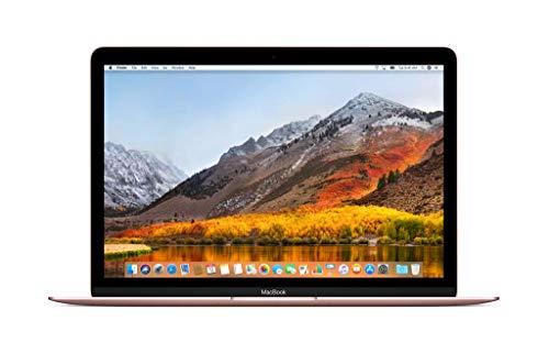 Apple MacBook (de 12 pulgadas: Intel Core m3 de doble núcleo a 1,2 GHz, 256GB) – Oro rosa    Precio: 1049.99€        visita t.me/chollismo