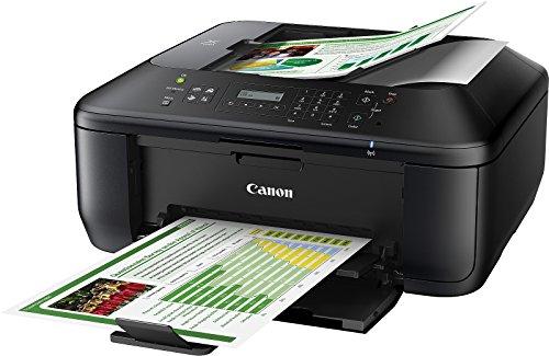 Impresora Multifuncional Canon PIXMA MX475 Negra Wifi de inyección de tinta con Fax y ADF   💸 Precio: 52.19€    🛒    Visto en t.me/chollismo