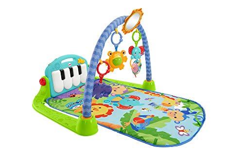 Fisher-Price Gimnasio-piano pataditas, manta de juego para bebé (Mattel BMH49)    Precio: 53.49€        visita t.me/chollismo