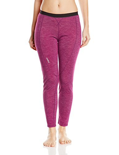 Odlo Revolution TW – Mallas para Mujer, Mujer, Color Morado – Magenta Purple Melange, tamaño Large    Precio: 15.94€        visita t.me/chollismo