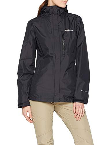 Columbia Mujer Chaqueta impermeable, Pouring Adventure II Jacket, Nailon, Negro, Talla: XL, 1760071    Precio: 43.4€        visita t.me/chollismo
