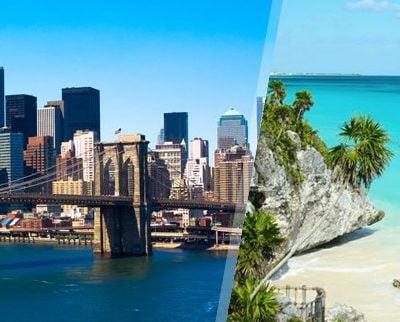 Oferta: Nueva York y Riviera Maya por 1095 euros con Logitravel (Oferta FLASH)