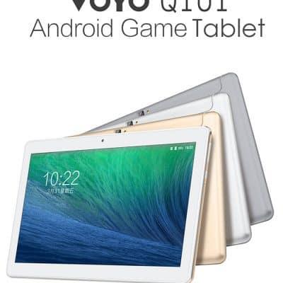 Chollo tablet VOYO Q101 por 86 euros (Cupón Descuento)