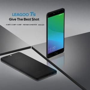 Oferta móvil Leagoo T5 por 111 euros (Cupón Descuento)