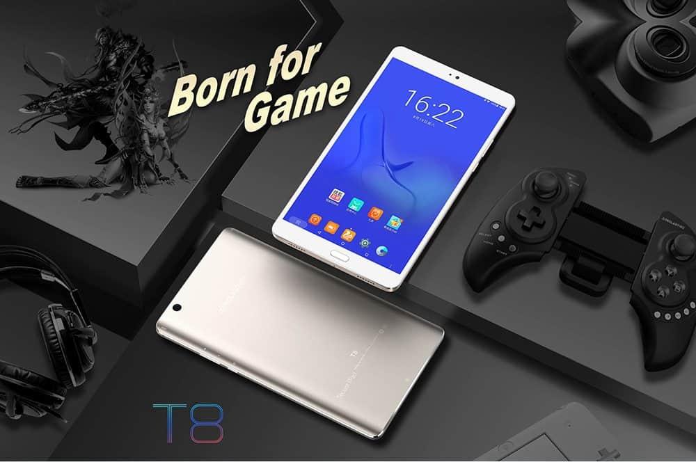 Chollo tablet Teclast Master T8 por 85 euros (Oferta FLASH)(Solo 20 unidades)