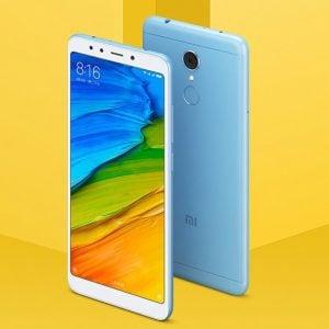 NOVEDAD: Oferta Xiaomi Redmi 5 por 114 euros (Cupón Descuento)