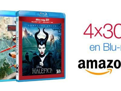 Chollo: 4 Blue-ray por 30 euros