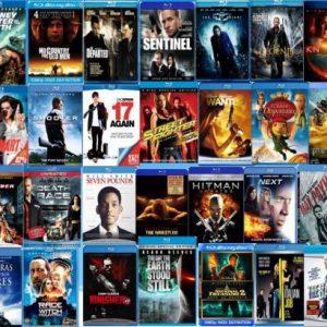Oferta: 3 Blu-ray por 30 euros. Miles de títulos