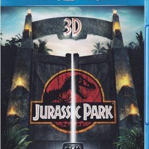Oferta: Jurassic Park 3D Blu-Ray por 10 euros