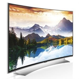 Chollo TV LED LG 55 pulgadas 4K curva por 1299€ (Ahorra 500€)