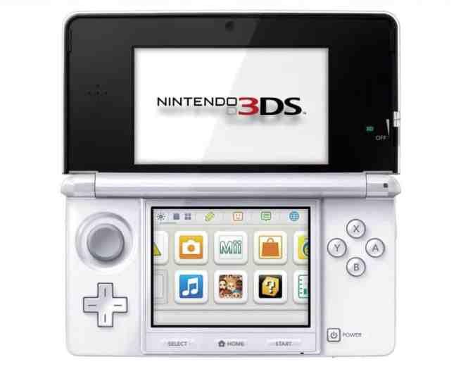 Oferta Nintendo 3DS por 164 euros