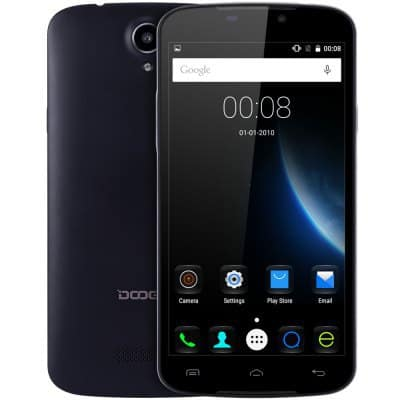 Chollo móvil Doogee X6 por 63 euros (60% descuento)