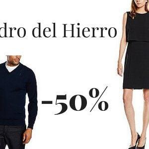 Rebajas Pedro del Hierro: 50% descuento