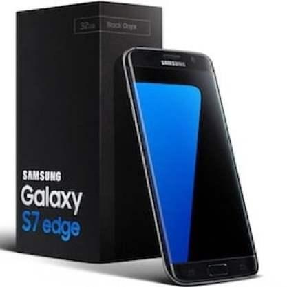 Oferta Samsung Galaxy S7 Edge por 499 euros (Ahorra 300€)
