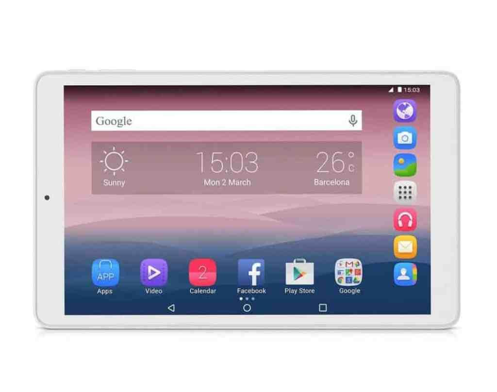 Tablet Alcatel One Touch Pixi3 10 por 87 euros
