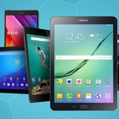Las mejores tablets baratas del mercado. 10 tablets por menos de 100 euros
