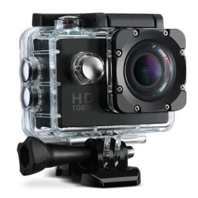Oferta cámara deportiva VicTsing 1080p por 39 euros (44% dto.)