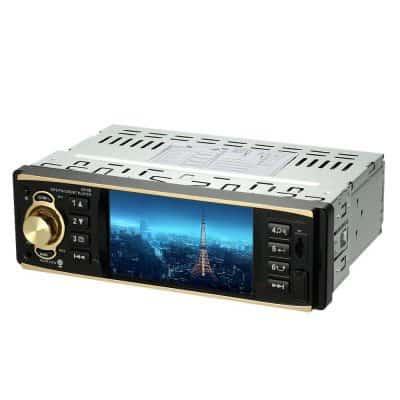 Oferta radio multimedia coche por 39 euros (Cupón descuento)