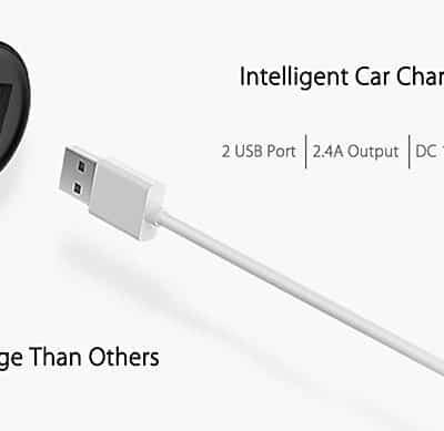 📱 Chollo cargador Xiaomi Roidmi 2S para coche por 8 euros (Cupón descuento)