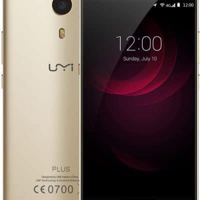 """Oferta smartphone UMI Plus (5,5"""" / 4GB RAM) por 187 euros (Cupón descuento)"""