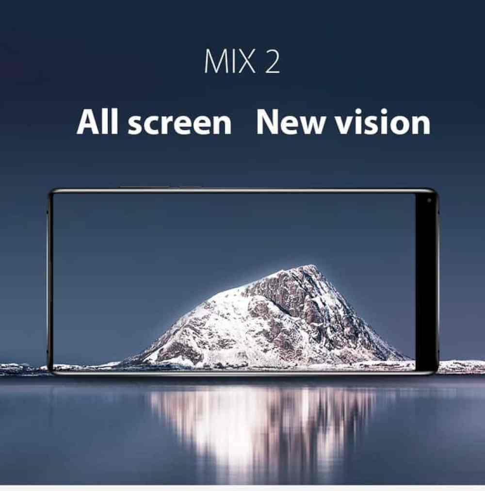 Chollazo smartphone Vernee MIX 2 por 140 euros (Cupón Descuento)