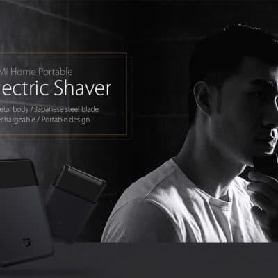 Oferta Afeitadora eléctrica Xiaomi Mi Shaver por 34 euros (Cupón Descuento)